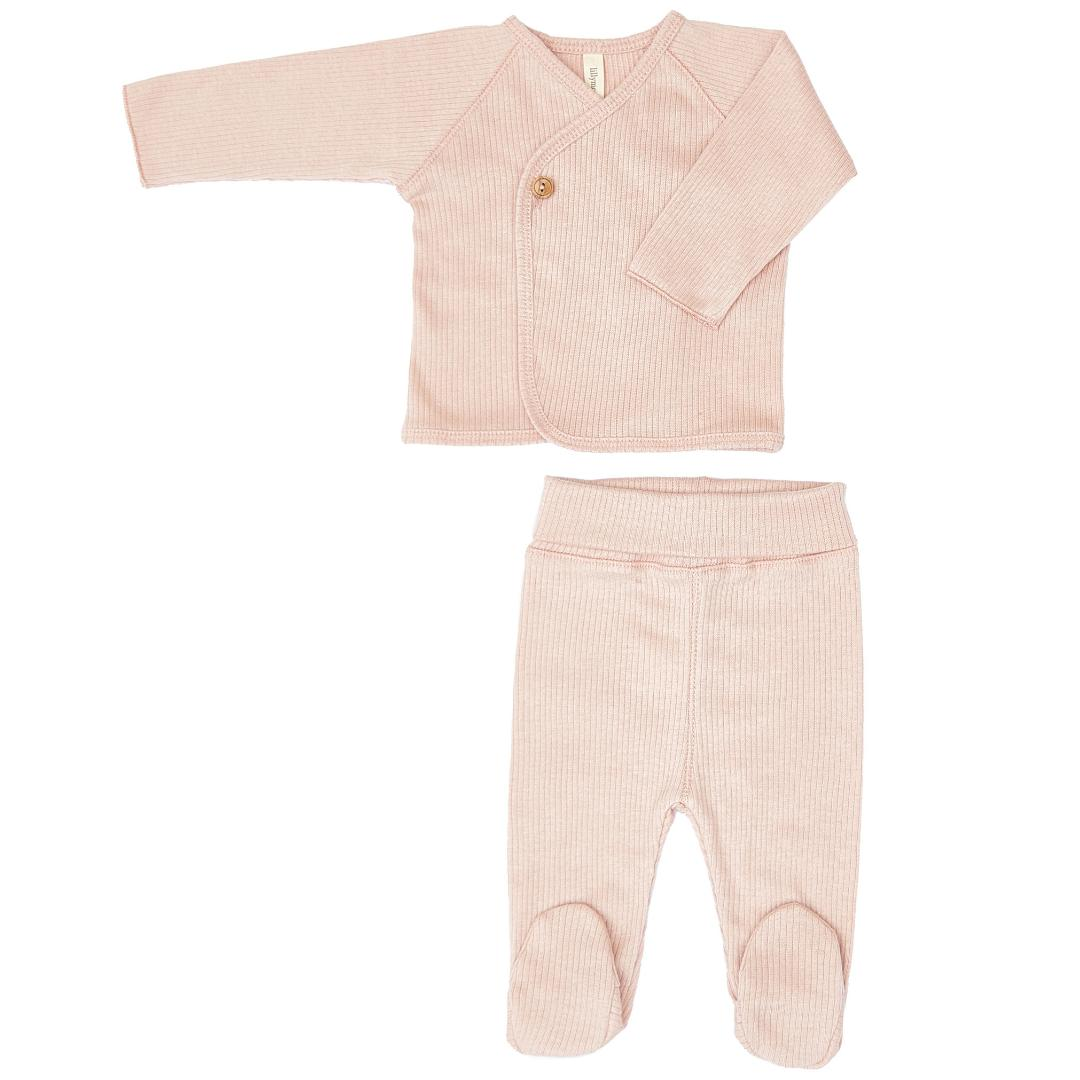 Conjunto Lillymom Easy Pink