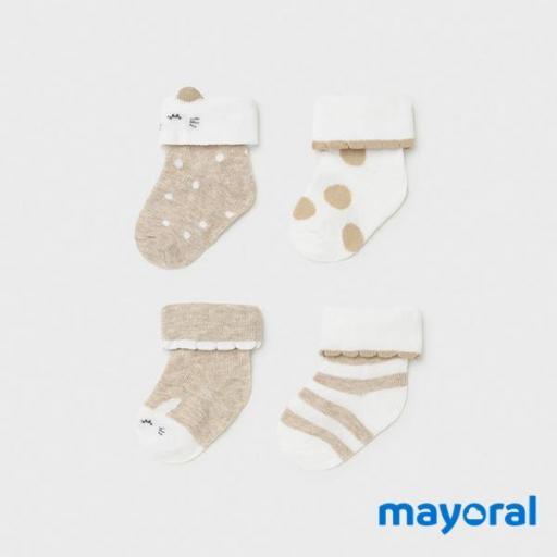 Set 4 Calcetines Mayoral 9364-11 [1]