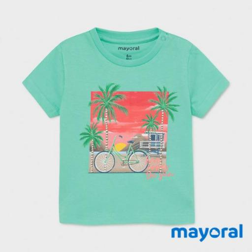 Camiseta Mayoral 1013-81