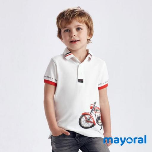 Polo Mayoral 3108-81