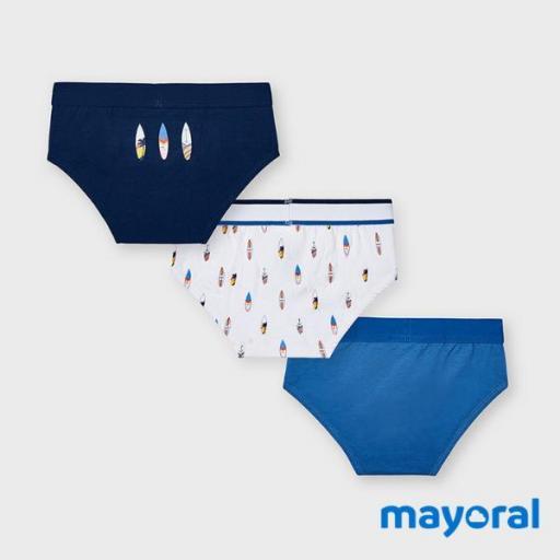 Set 3 Slips Mayoral 10038-32 [1]