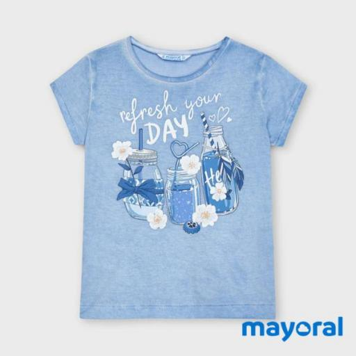 Camiseta Mayoral 3015-70