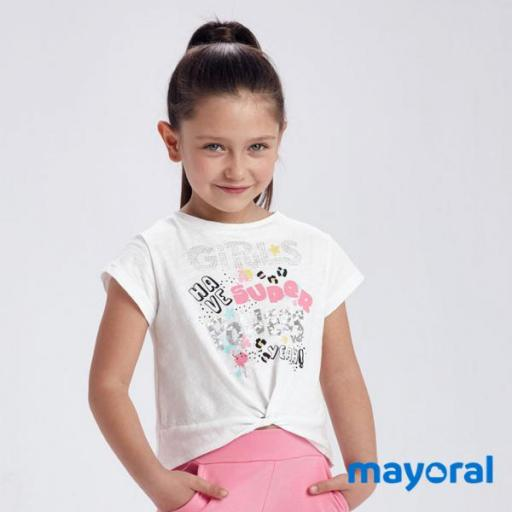 Camiseta Mayoral 3077-83