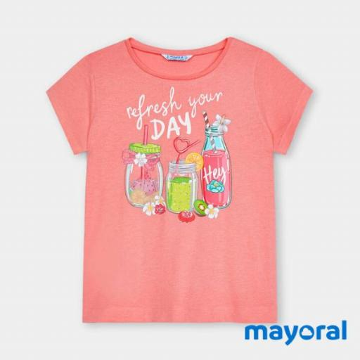 Camiseta Mayoral 3015-69