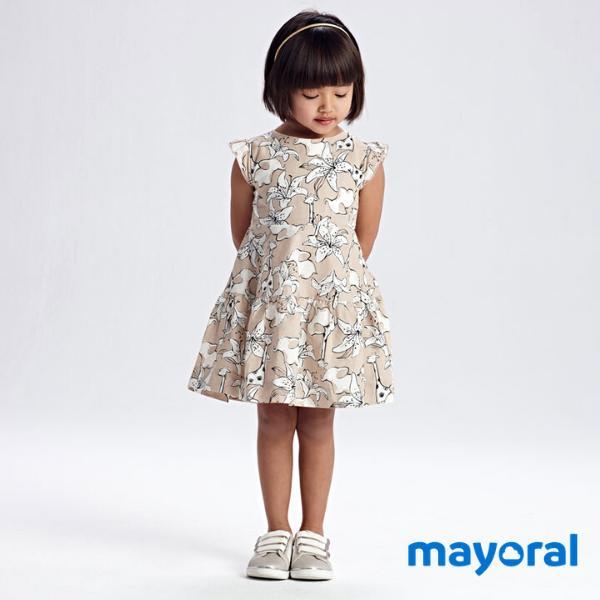 Vestido Mayoral 3941-4