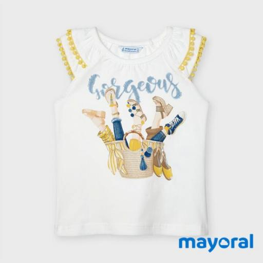 Camiseta Mayoral 3023-42