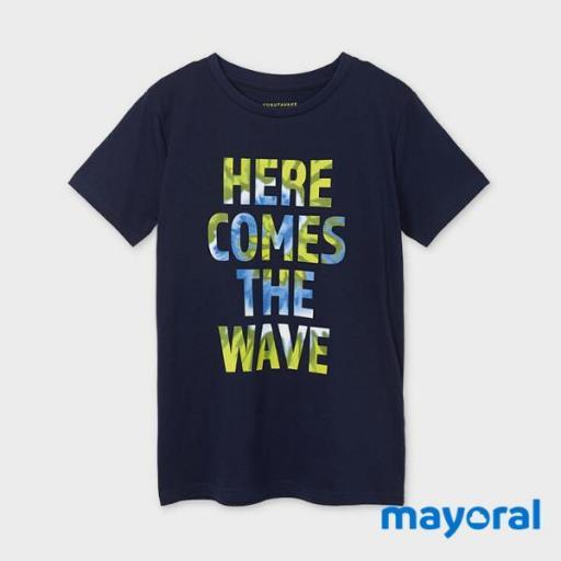 Camiseta Mayoral 6080-59 [1]