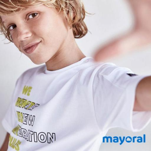 Camiseta Mayoral 6088-19