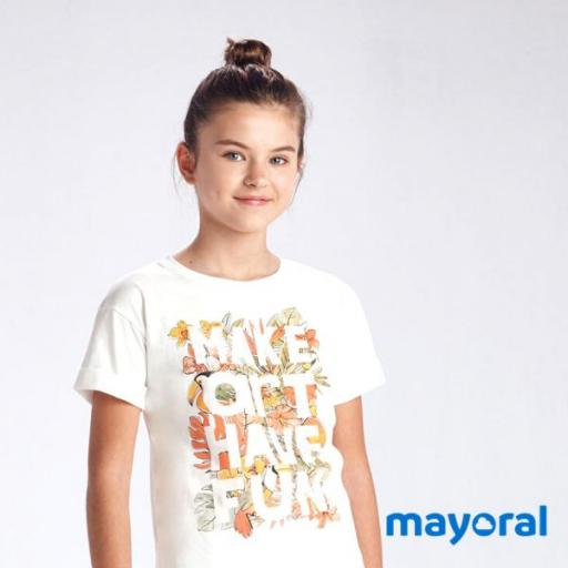 Camiseta Mayoral 6013-19