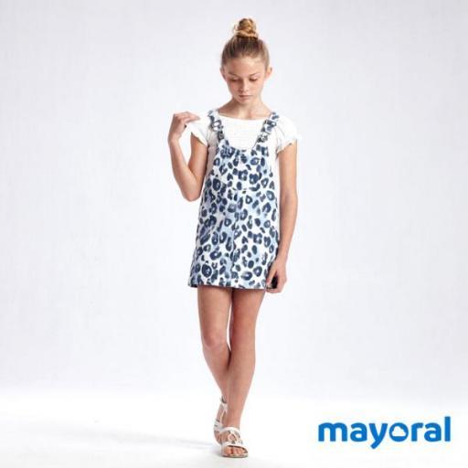 Falda Peto Mayoral 6914-7