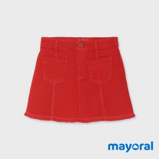Falda Mayoral 6903-45