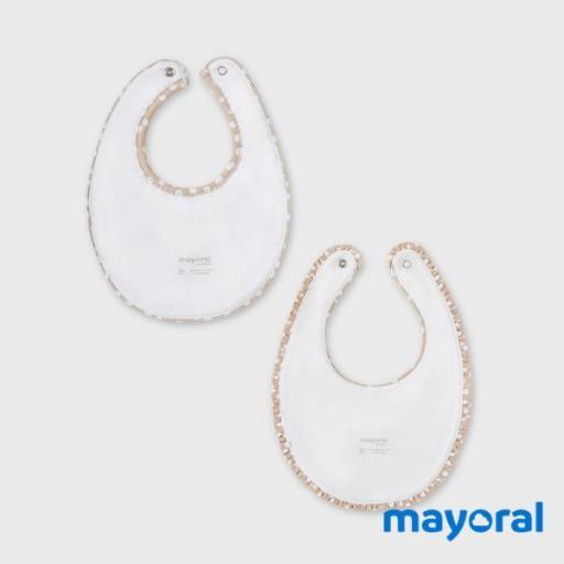 Set 2 Baberos Mayoral 9879-38 [1]