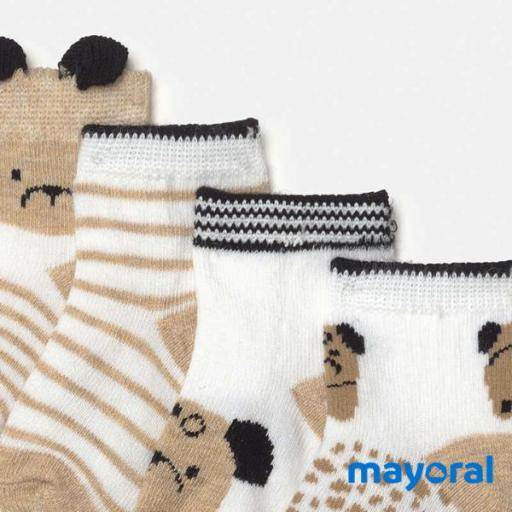 Pack 4 Calcetines Mayoral 9360-73 [1]