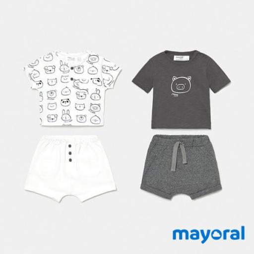 Pack 2 Conjuntos Mayoral 1645-16