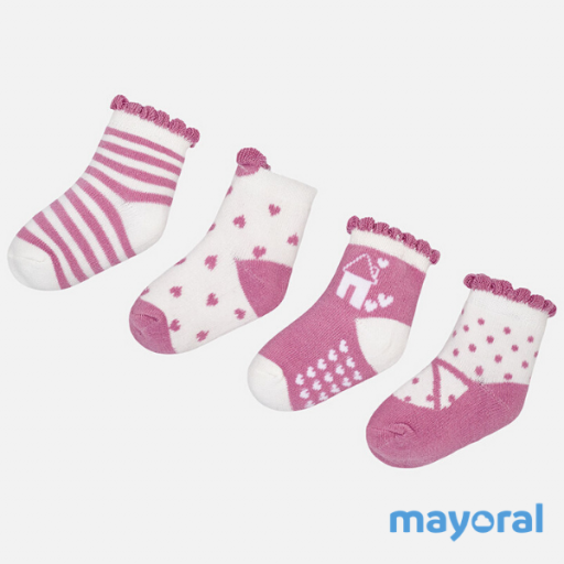 Set 4 calcetines Mayoral 9896-81