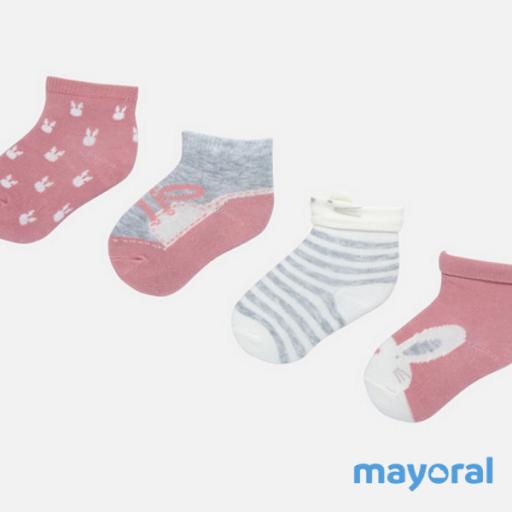 Set 4 calcetines Mayoral 9171-45 [0]