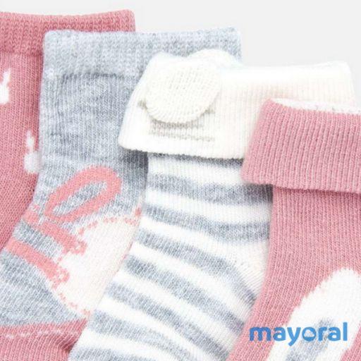 Set 4 calcetines Mayoral 9171-45 [1]