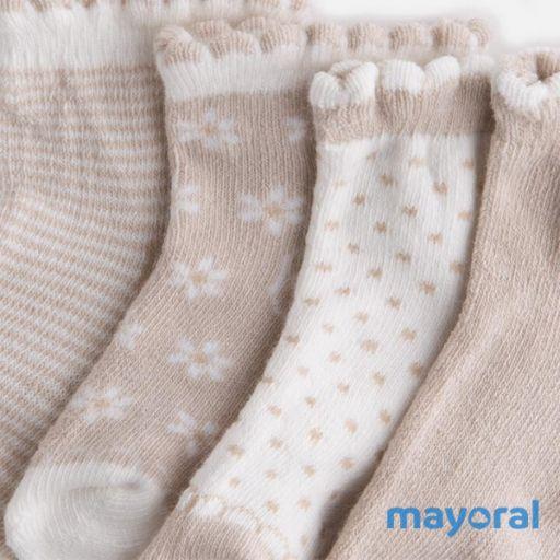 Set 4 calcetines Mayoral 9457-34 [1]