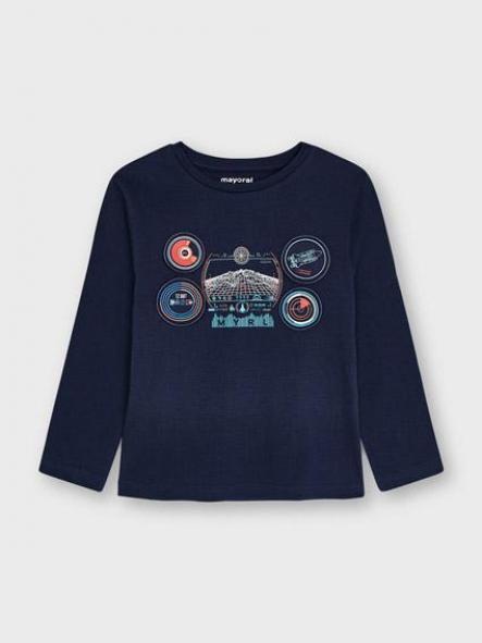 Camiseta Mayoral 4090-31
