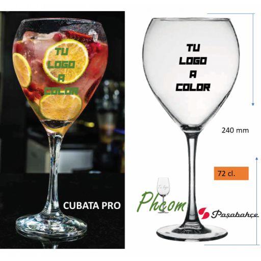 COPA COMBINADO GRABADA. CUBATA PRO 72 cl [1]