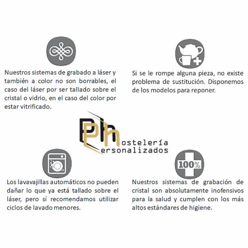 COPAS DE COMBINADO PERSONALIZADA. AMBASSADOR 54.5 cl [3]