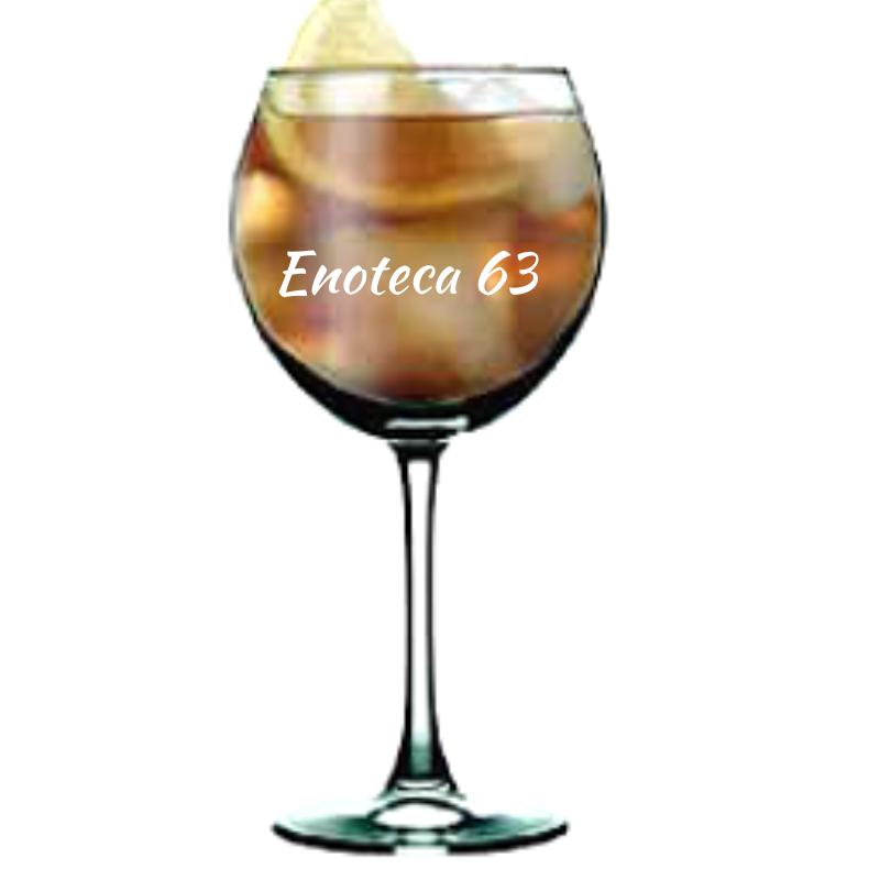 COPA GIN TONIC PERSONALIZADA. ENOTECA 63 cl