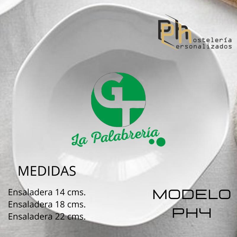 ENSALADERA PERSONALIZADA HOSTELERIA MOD. PH4