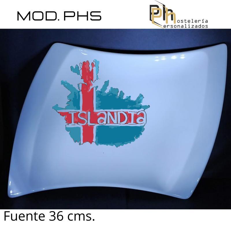 Fuente de presentación Personalizada 36 cms. PH5