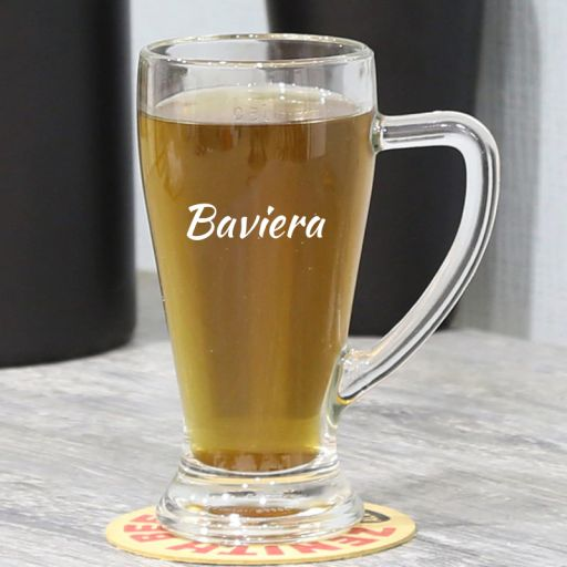 Jarra de Cerveza Personalizada Baviera 38 cl