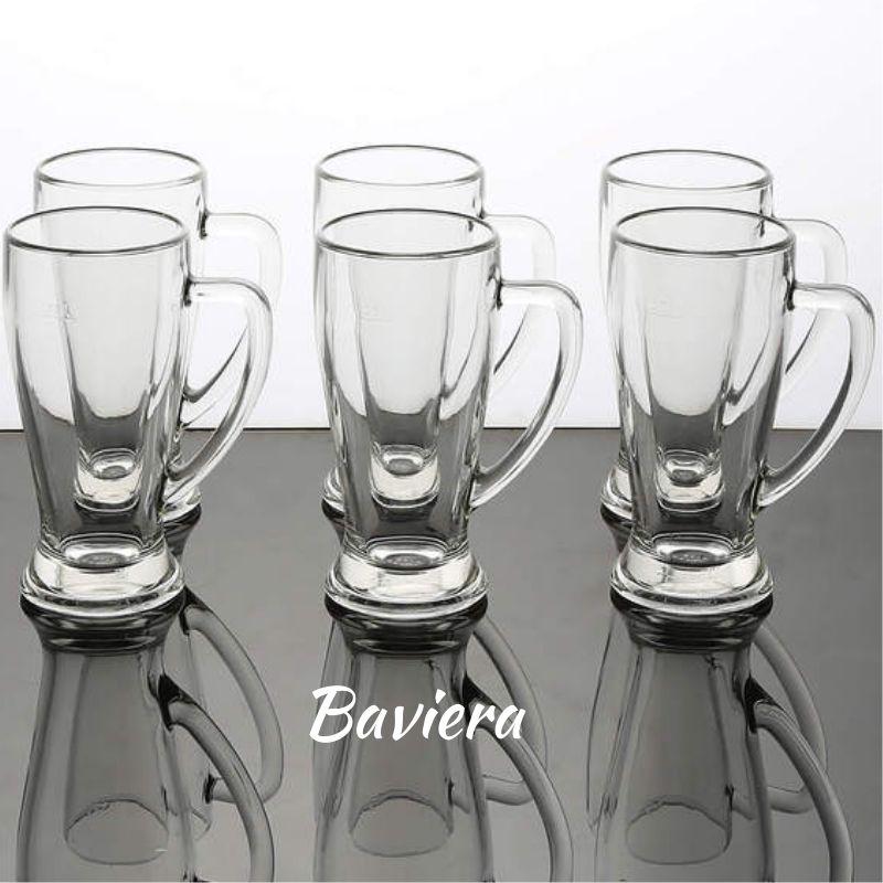Jarra de Cerveza Personalizada Baviera 50 cl