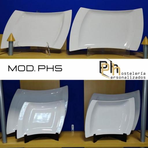 Plato de presentación Personalizado 35 cms. PH5