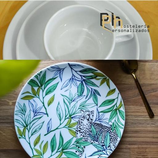Plato llano Personalizado PH1 [3]