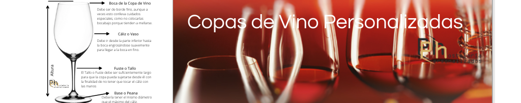 Copas de Vino Personalizadas