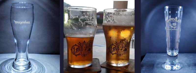 Vaso de Cerveza personalizado ¿o sin personalizar?