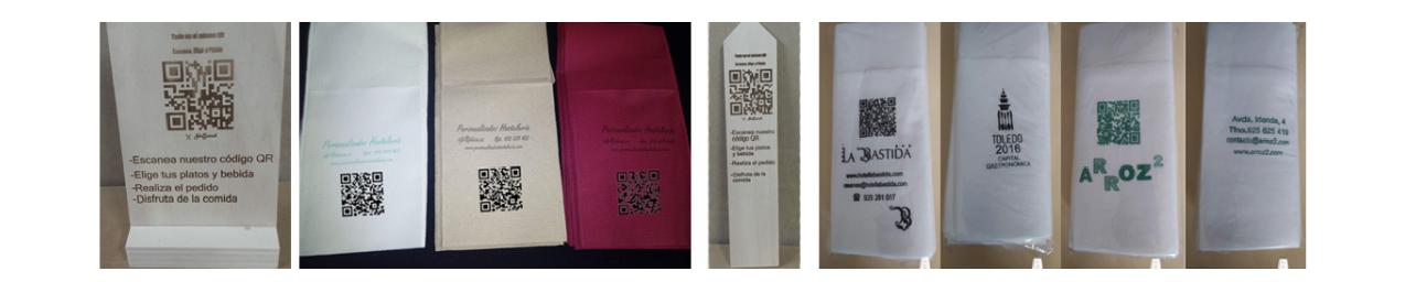 Nuevos elementos para la lectura de Códigos QR