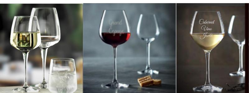 Copas de vino información, próximamente en personalizadoshosteleria.com