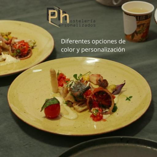 Plato llano Personalizado PH1 [1]
