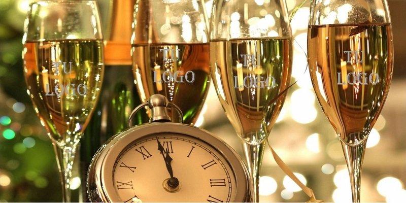 Copas Champagne y Cava