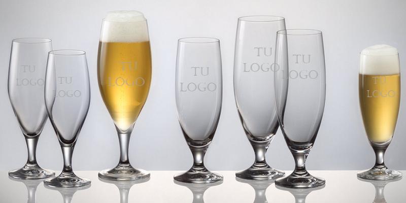 Copas de Cerveza Personalizadas