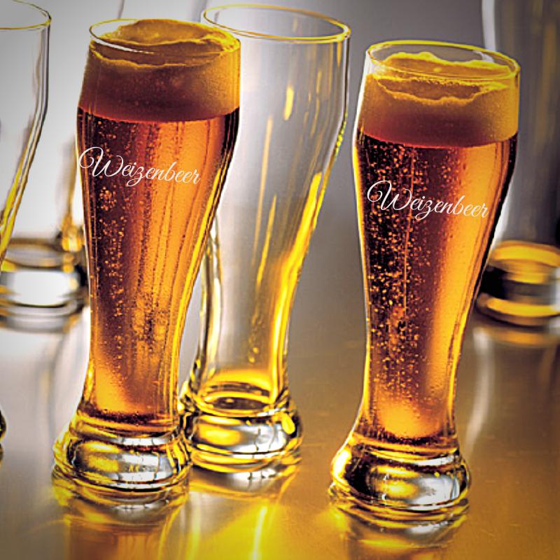 Vaso Cerveza Weizenbeer