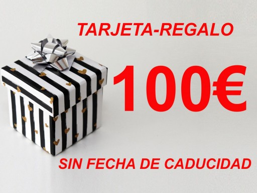TARJETA-REGALO 100€