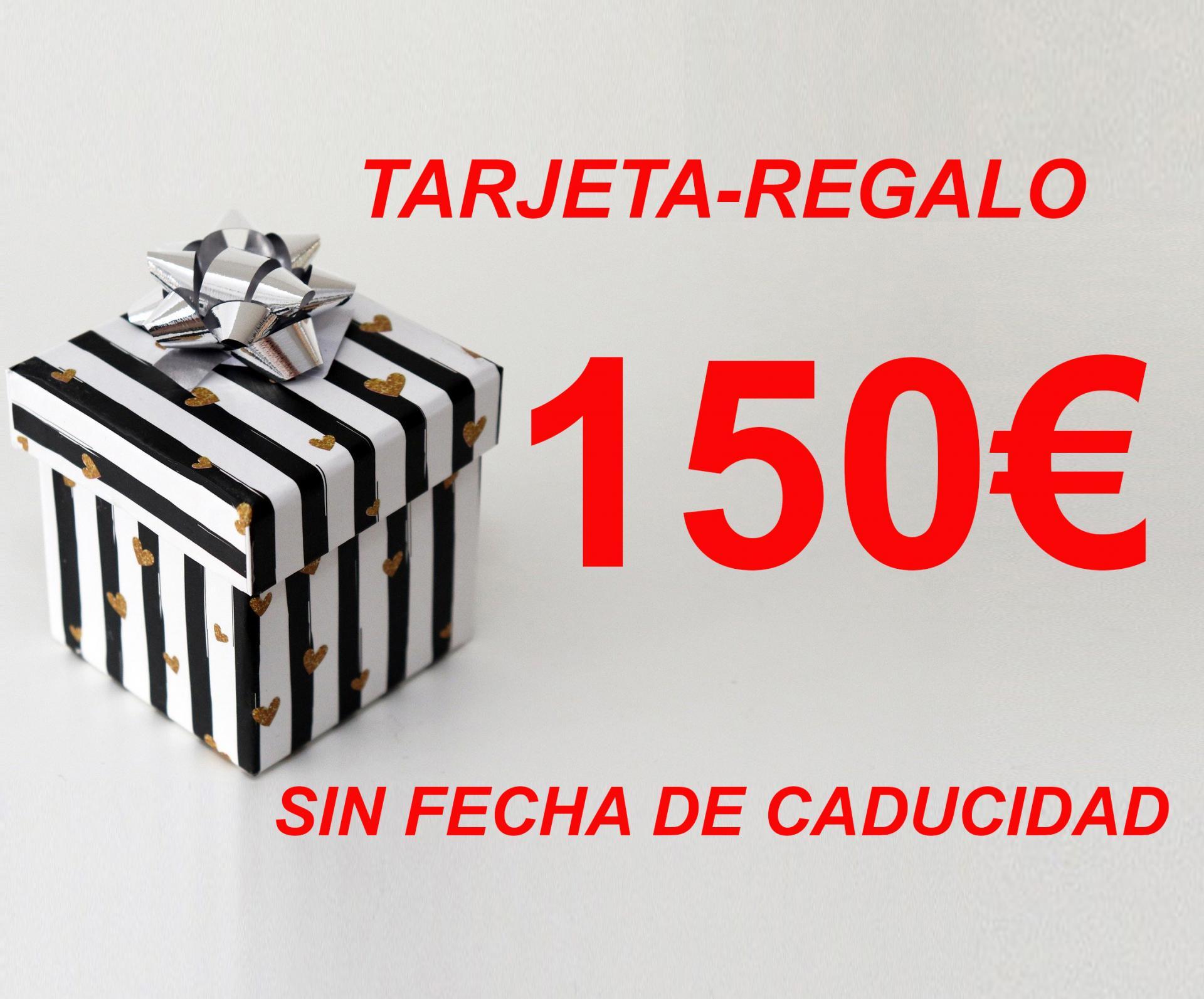 TARJETA-REGALO 150€