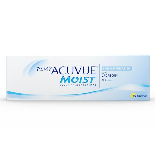 1•DAY ACUVUE® MOIST 8.50