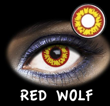 FAD014 - RED WOLF 1 DAY