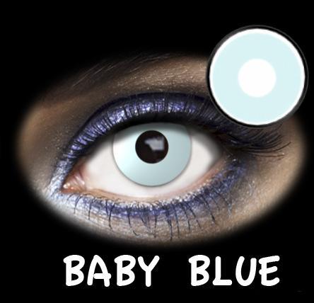 C.FANTASIA 1 DAY BABY BLUE 2PK