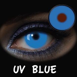 FAD026 GLOW UV BLUE - DIARIAS (2 UNIDADES)