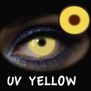 FAD022 GLOW UV YELLOW - DIARIAS (2 UNIDADES)