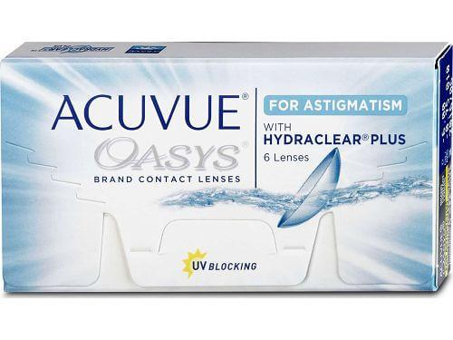 ACUVUE® OASYS® FOR ASTIGMATISM 8.80