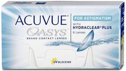 ACUVUE® OASYS® FOR ASTIGMATISM 8.80 [0]