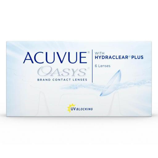 ACUVUE® OASYS® 8.40